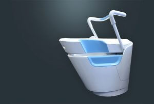 Libue – The Toilet for Parkinson's Patients and their Family Members