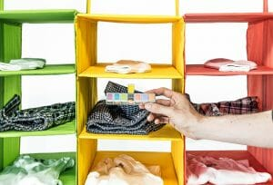 The Pillbox for Clothes – A Clothing Organiser