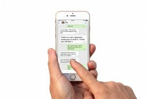 New Ways of Seeing Mobile Interface Design for Baby Boomers