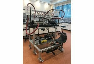 Sustainable Mechanical Pressure Converter for  Water Desalination
