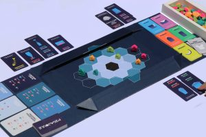 Megajoule – Recycling Boardgame